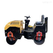 驾驶式双钢轮压路机
