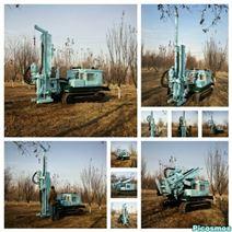 直推式无扰动30米土壤取样监测井建设钻机