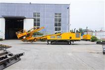 工程用履带护坡锚固钻机多功能岩石电钻机械