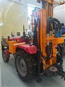 工程用车载气动钻机农用深水井打井机械