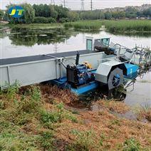 河道湖泊水草垃圾收割打捞船