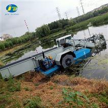 清理水面水草收割打捞船